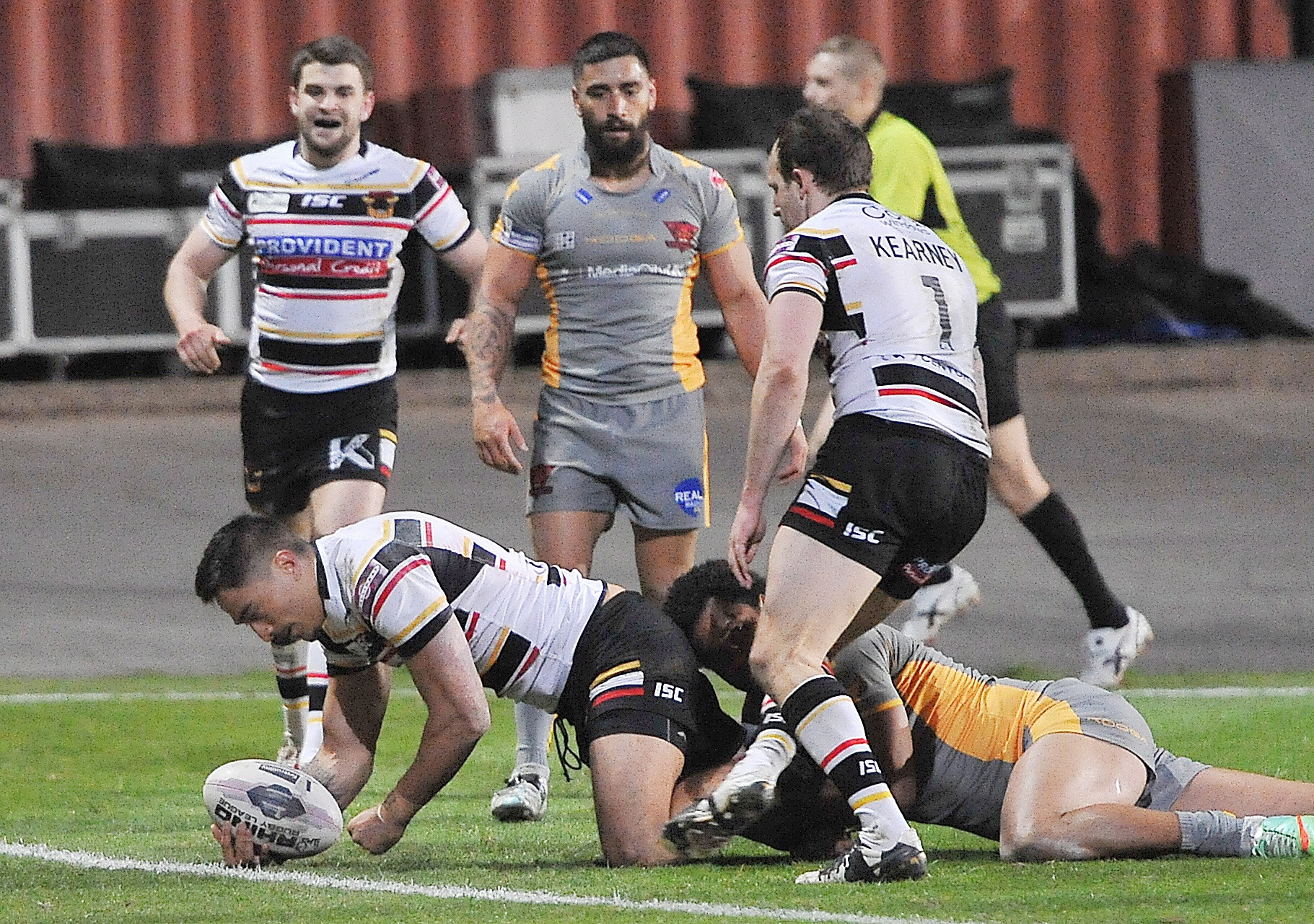 Cummins admits Bradford Bulls just weren't good enough