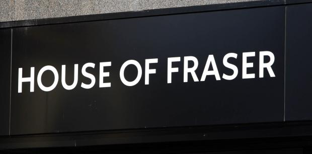 Bradford Telegraph and Argus: House of Fraser could double its number of stores