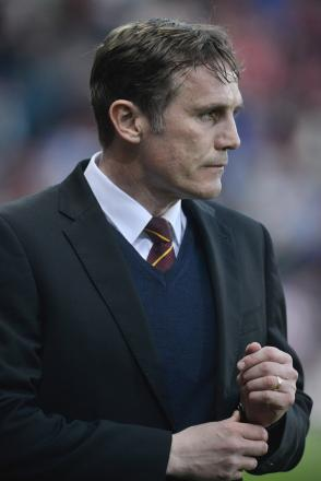 Phil Parkinson has a one-track mind: League One safety