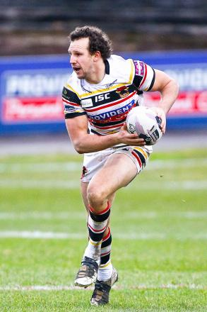 Brett Kearney is fully focused on a daunting run fixtures against Super League's big guns