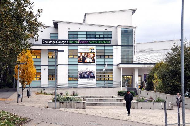 Challenge College - now renamed Oasis Academy Lister Park