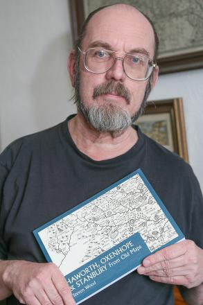 New book looks at old maps of region