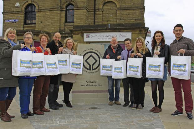 TEAM: Supporters of Totally Locally Saltaire