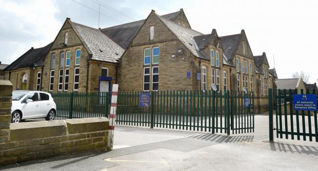High Crags Primary in Shipley, which is expanding to offer more two-year-old places