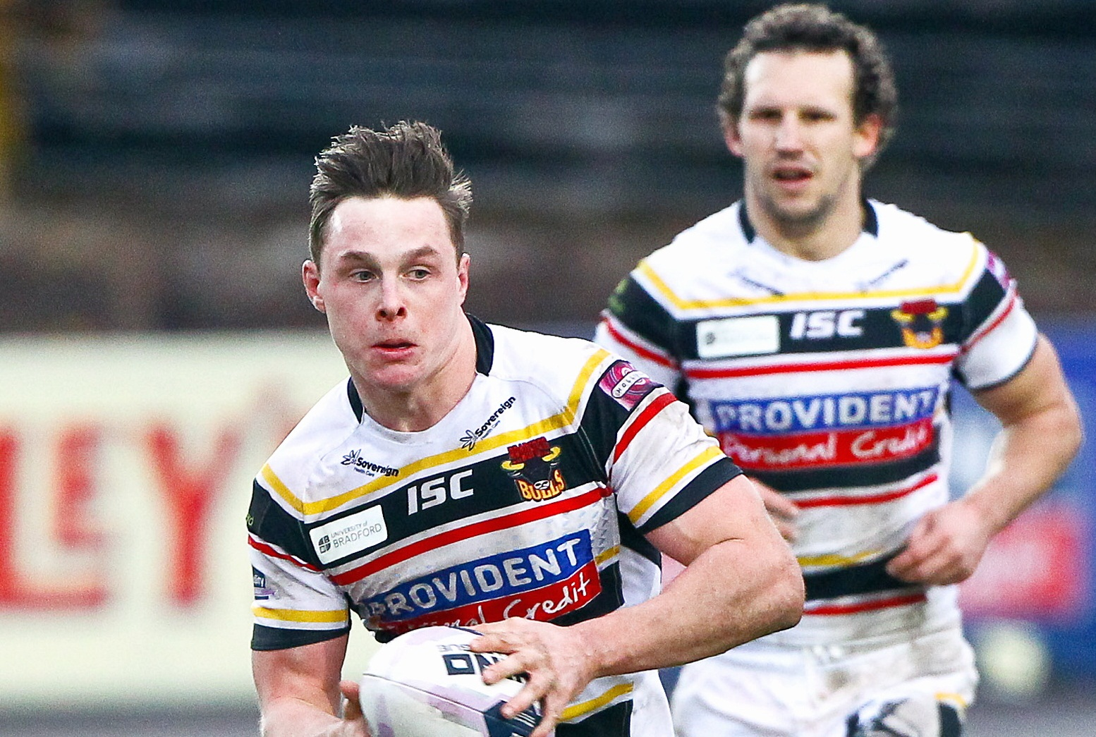James Donaldson injured his ankle in the loss to Leeds Rhinos a fortnight ago