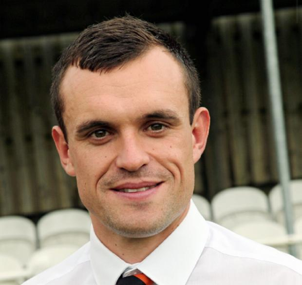 Brighouse Town manager Paul Quinn