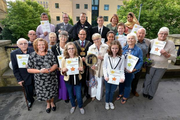 TOP HONOURS: Last year's Incommunities star tenants