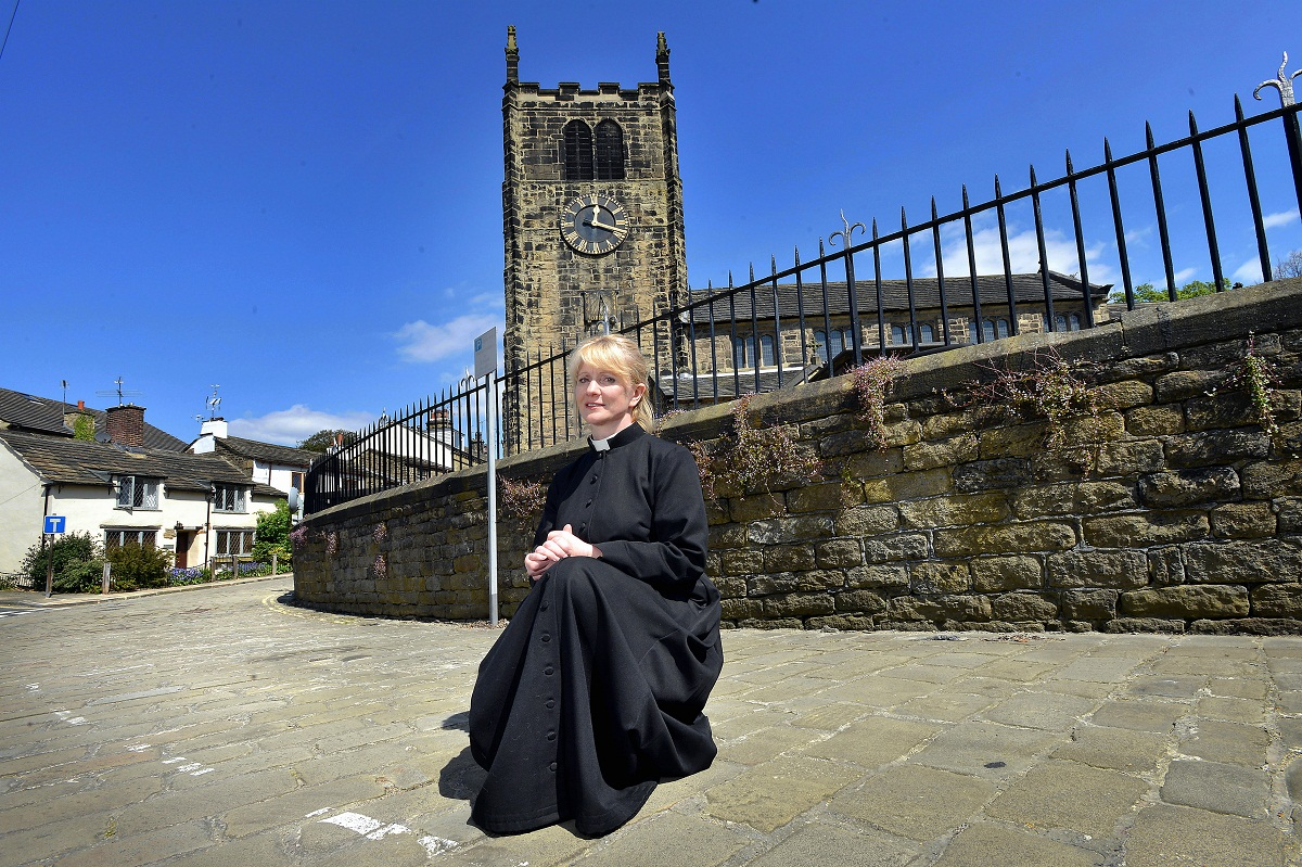 Vicar fumes at parking wardens 'preying' on her Sunday congregation