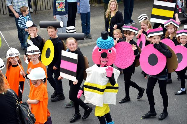 Ilkley Carnival raises £15,,000 for good causes after successful event