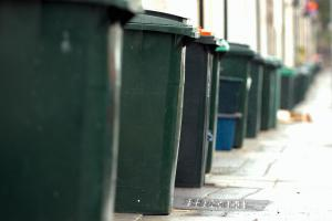 Changes will be made to waste bin collections