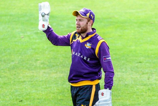 Jonny Bairstow had his first bowl in professional cricket as Yorkshire tried to whittle out Durham for a second time