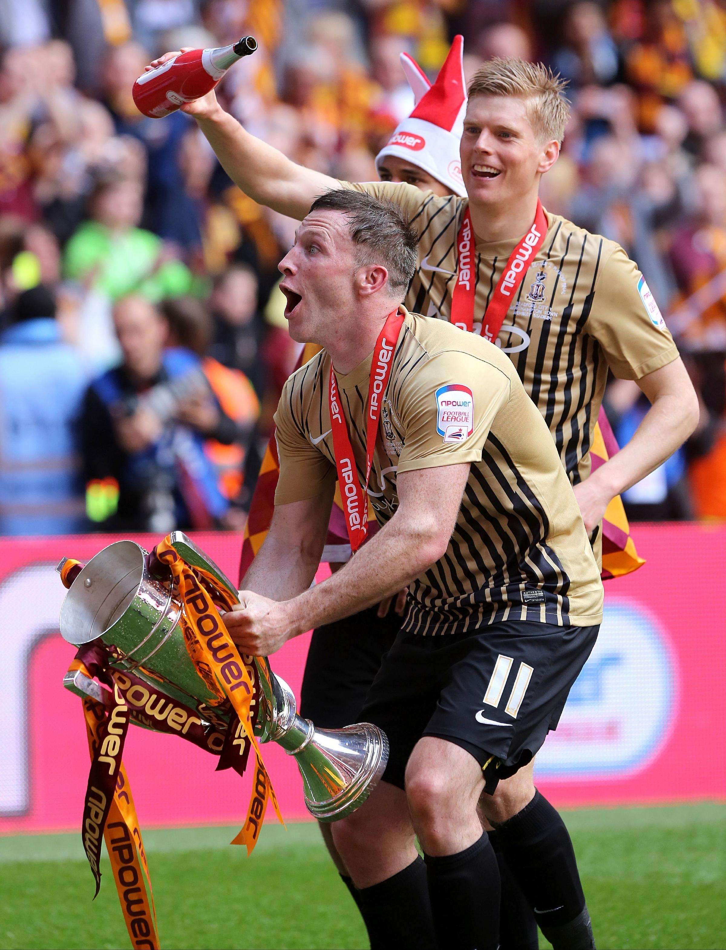 Unforgettable memories of my time at Bantams: Thompson reflects on ride of his life
