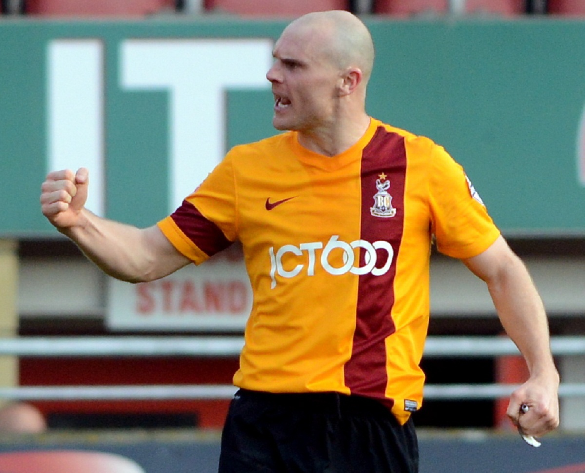 Gary Jones made exactly 100 appearances in his two seasons with City, scoring eight goals