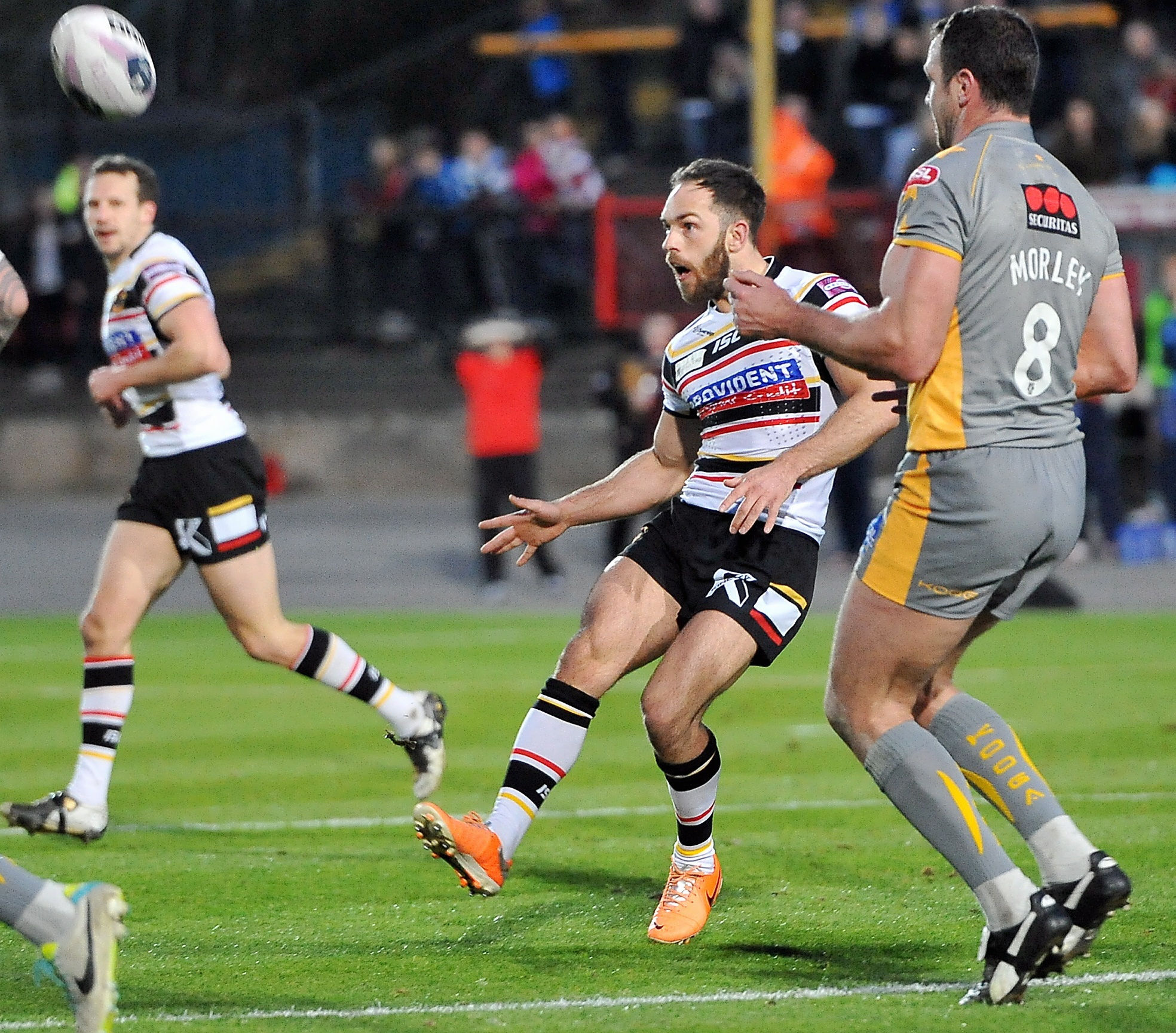 Several players have been struck down by a bug that affected Luke Gale last week