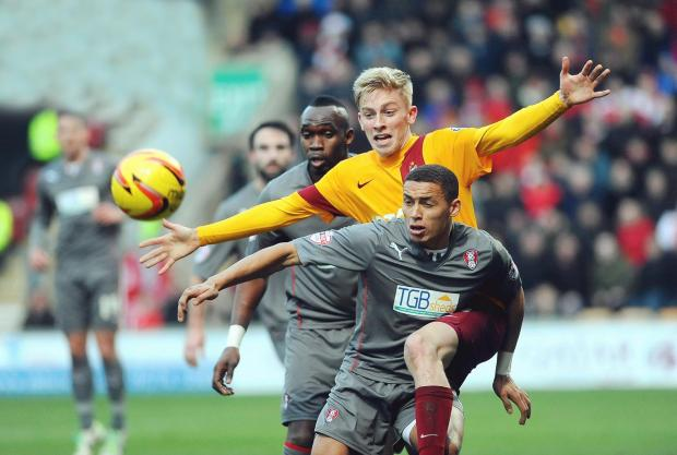 Olly McBurnie is set to be a back-up striker for City next season but John Hendrie feels the Bantams need to boost their front line