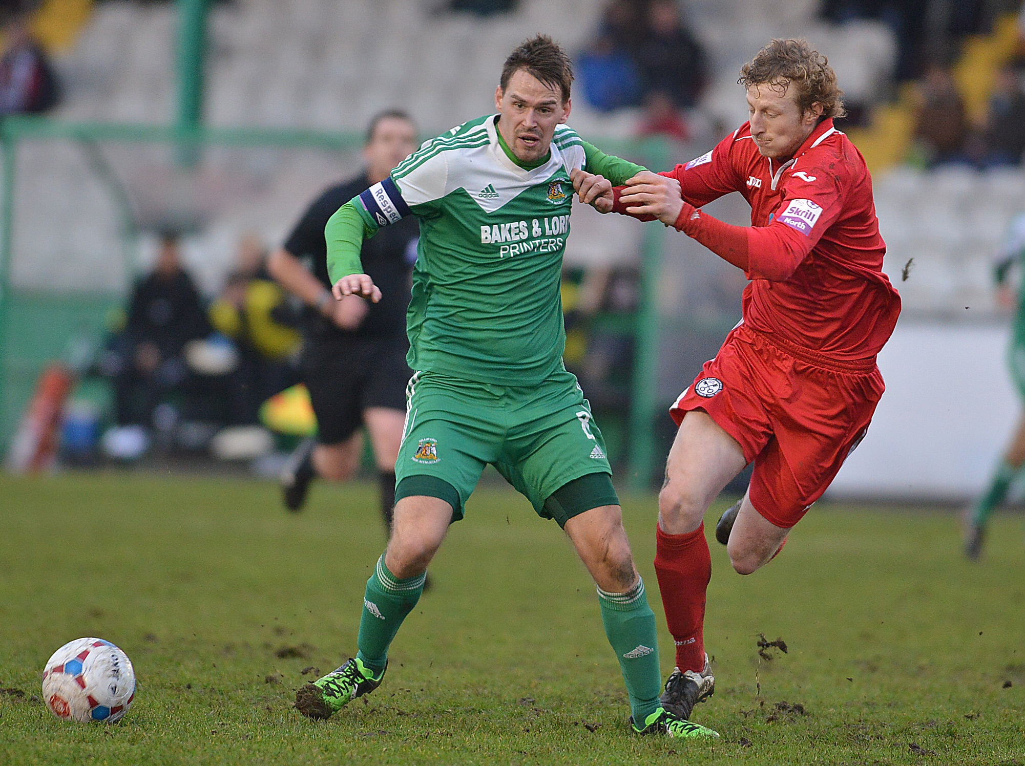 Skipper Nathan Hotte has joined the players committing their future to Avenue