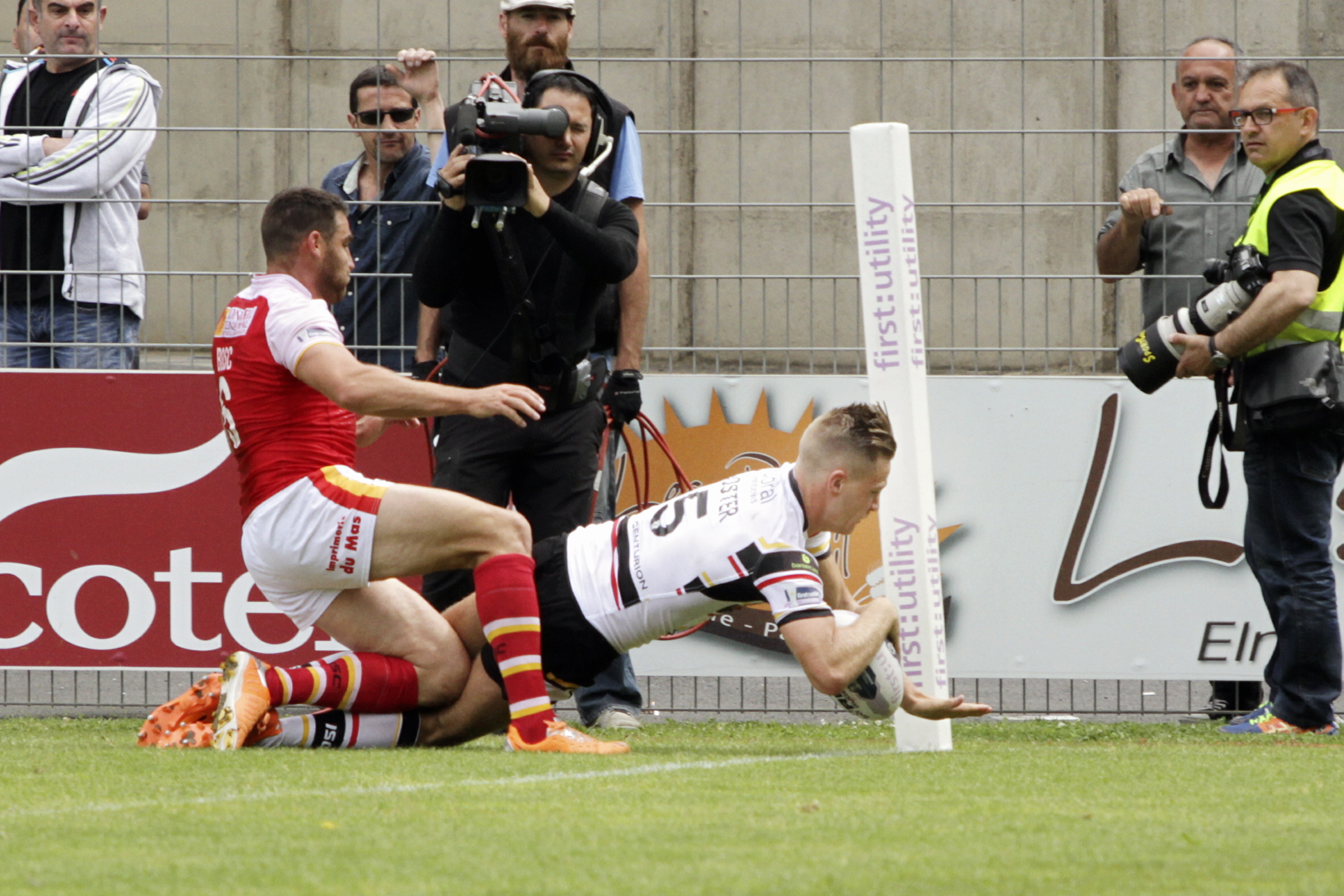 Relegation looks odds on after awful Bradford Bulls display