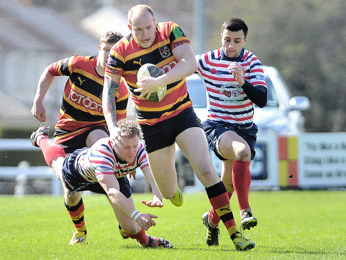 Bradford & Bingley winger James Morton scored a try on his debut for Bradford Dudley Hill