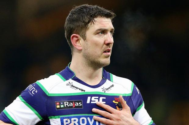 Bradford Telegraph and Argus: Bulls skipper Matt Diskin is one of five players set for a return to the ranks against Wakefield this weekend