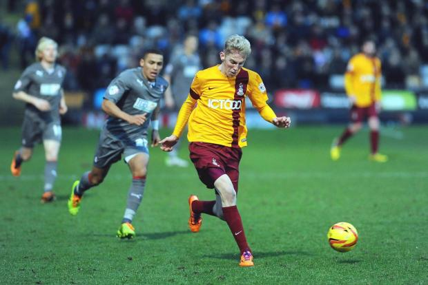 Oliver McBurnie has progressed through the City youth-team ranks