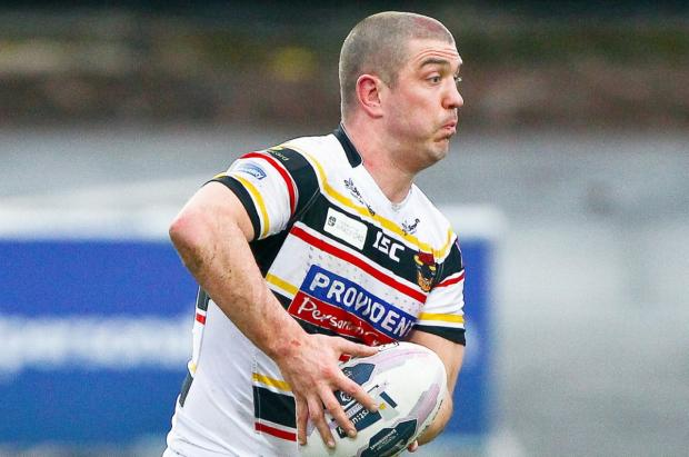 Matt Diskin has been a losing Challenge Cup finalist three times but never a winner