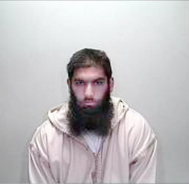 Mohammed Dawood Aslam who is wanted by police after he failed to turn up at court