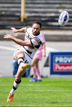 Luke Gale wants the Bulls to have a more positive second half of the season