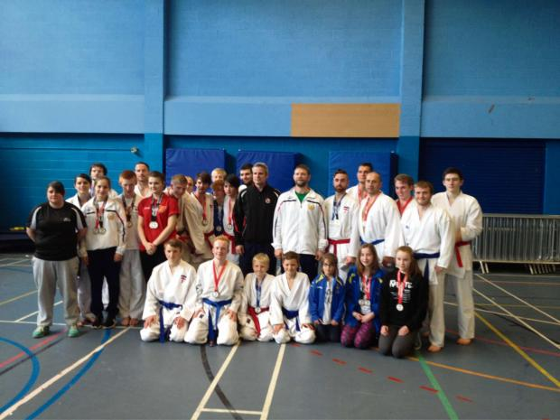 Leeds Karate Academy members (6952696)