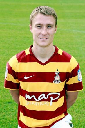 Stephen Darby has not only penned a three-year deal but is also the new Bantams captain