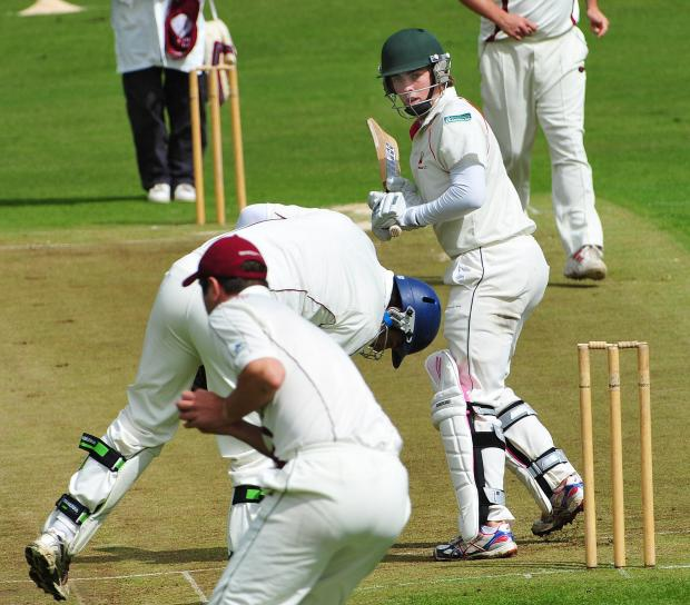 Ricky Palacio, pictured batting, excelled with the ball for Addingham (6965172)