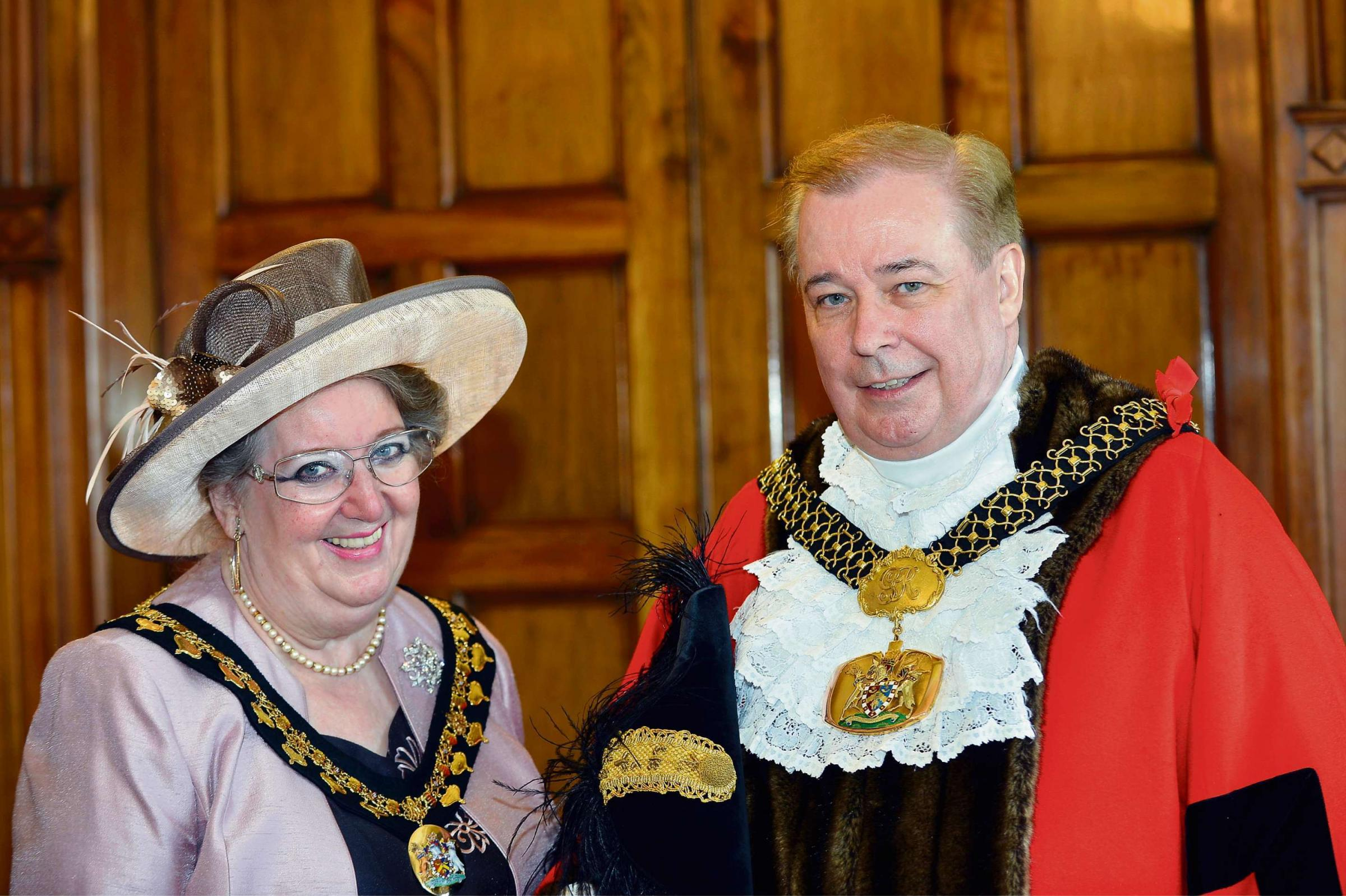 VIDEO: Bradford's new Lord Mayor is sworn in at City Hall ceremony