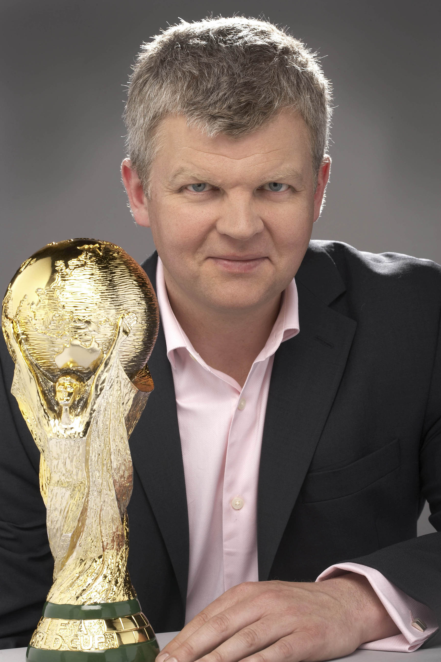 Adrian Chiles whom people in Bradford believe will be the most irritating presenter