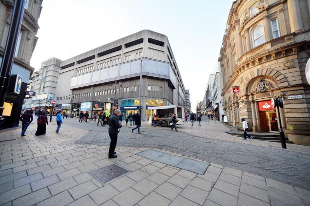 Darley Street and Kirkgate are undergoing a £1 million makeover