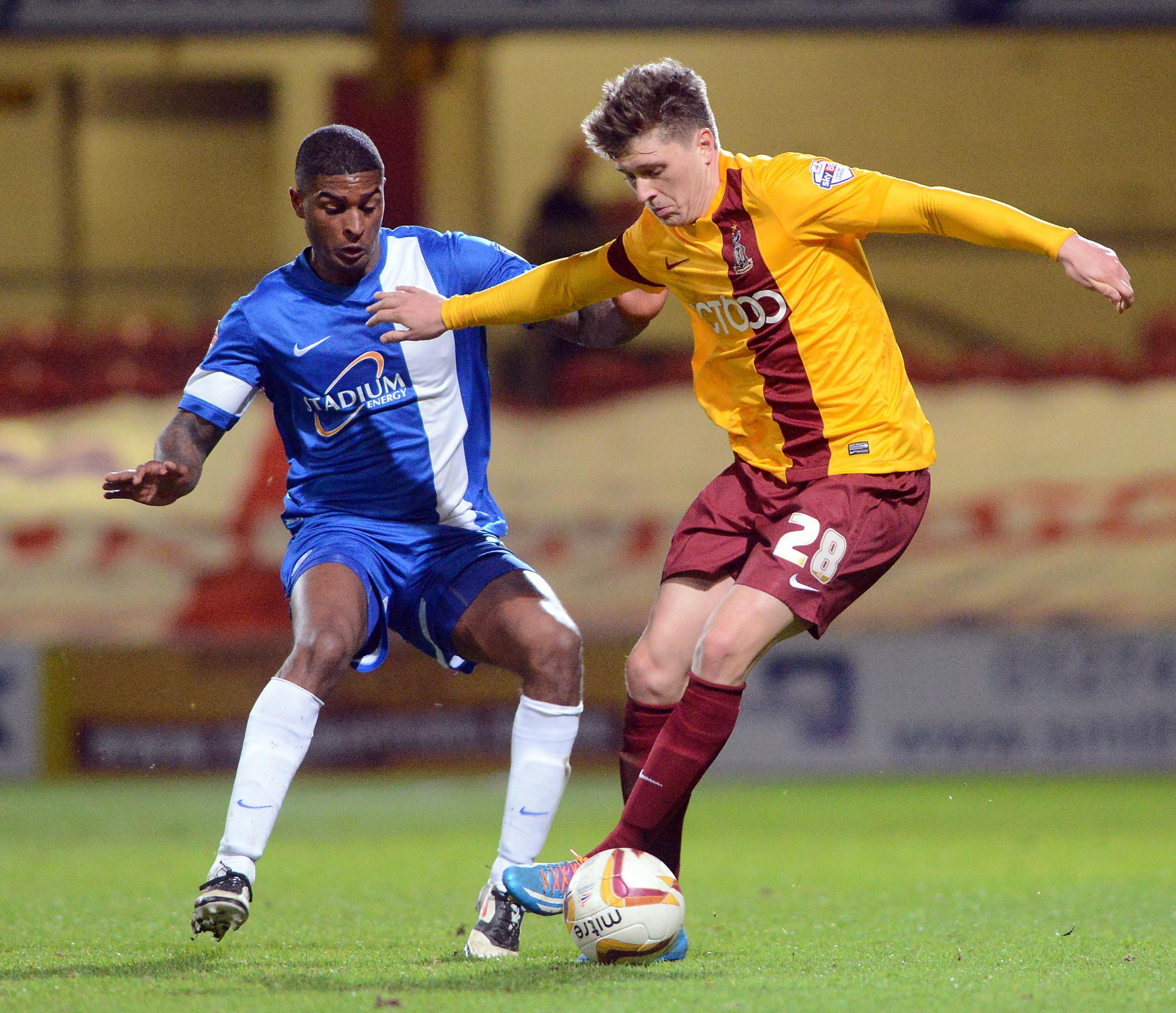 Bradford City plot another raid on loan market for new season