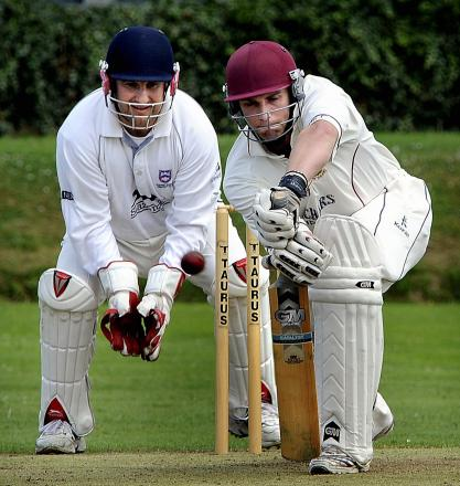 Congs wicket-keeper Andy Bairstow is expecting a good test at Undercliffe