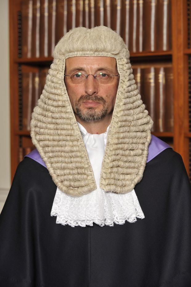 Bradford Telegraph and Argus: Judge Jonathan Rose