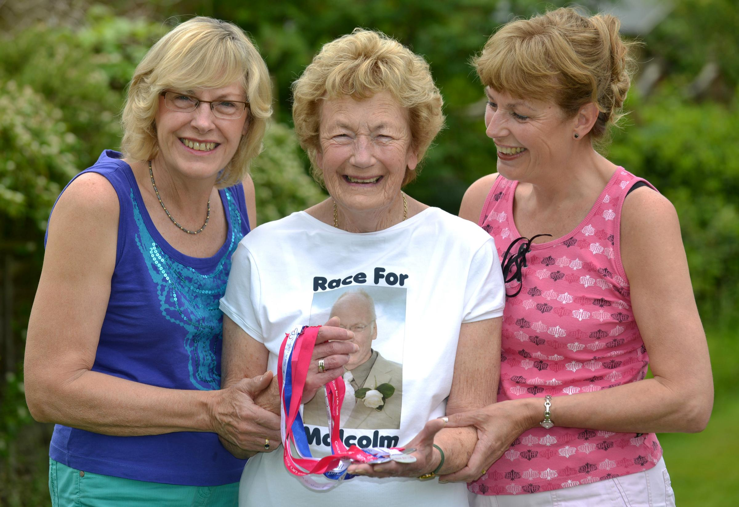 Molly, 90, to tackle Race for Life