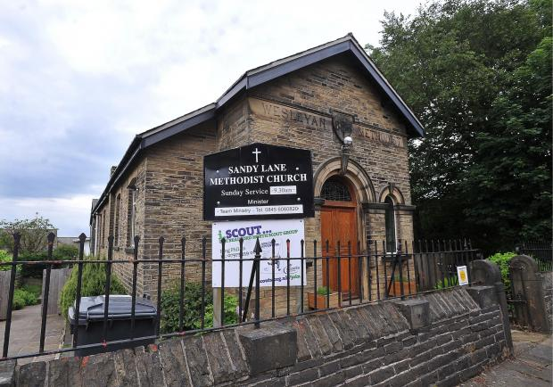 Sandy Lane Methodist Church, Bairstow Street.