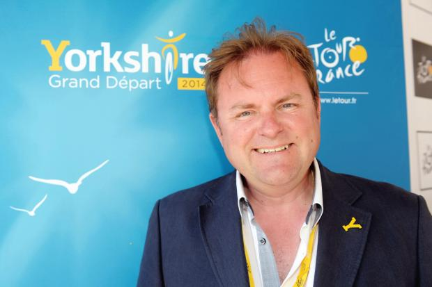 Gary Verity, chief executive of Welcome to Yorkshire