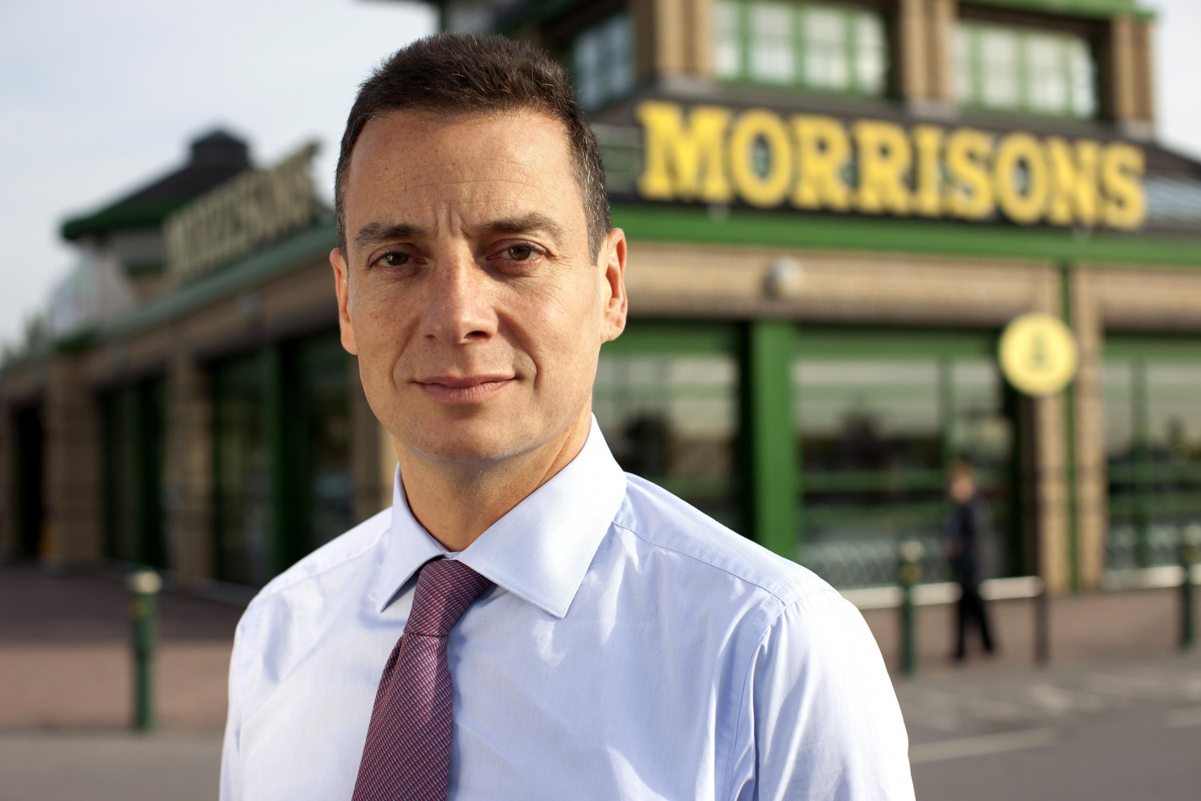 Morrisons set to axe 2,500 store managers in efficiency drive