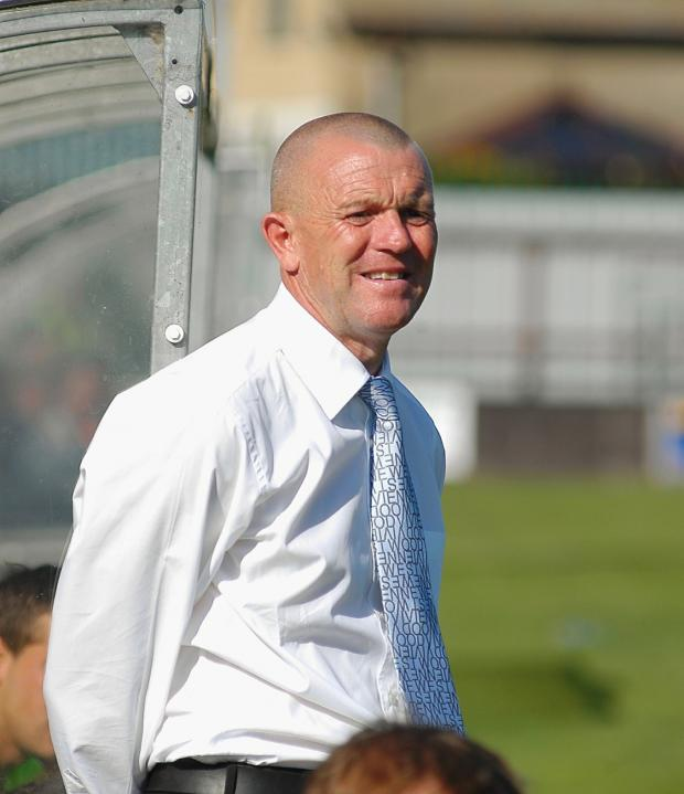 Bradford Telegraph and Argus: Controversial new Leeds coach David Hockaday