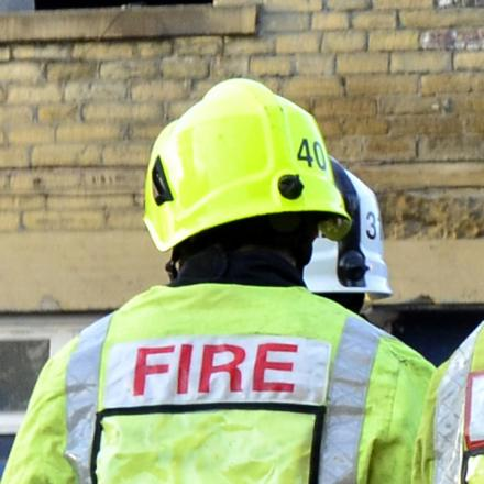 Firefighters stage 14th walkout in pensions row