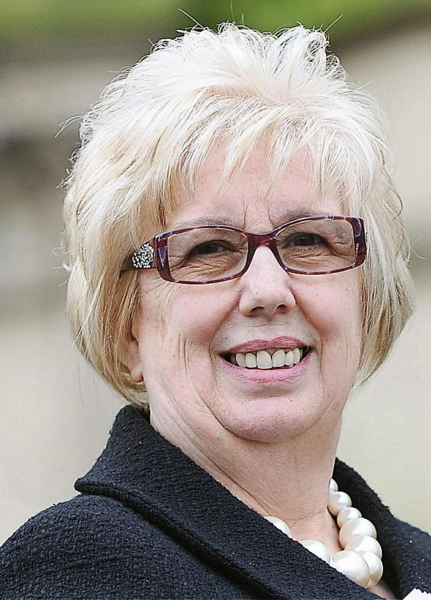 Bradford Telegraph and Argus: Councillor Val Slater