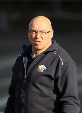 If Peter Hood had his way, John Kear would be the next coach of the Bulls