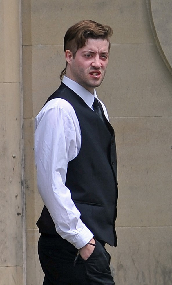 Daniel Schofield, who denies rape