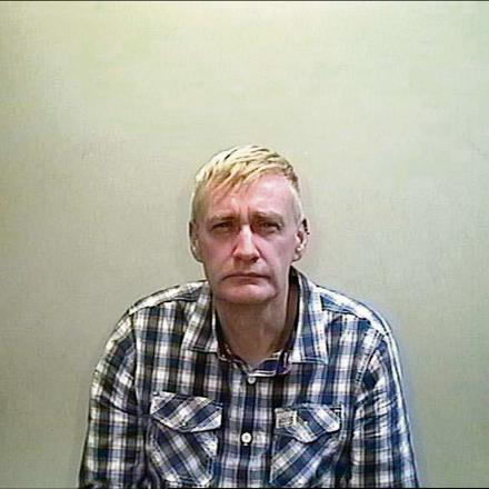 Police picture of Michael McAuliffe.