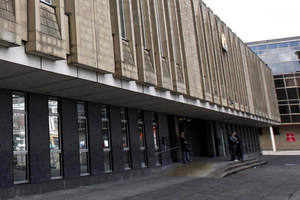 BANNED: Magistrates banned two beggars from the city centre