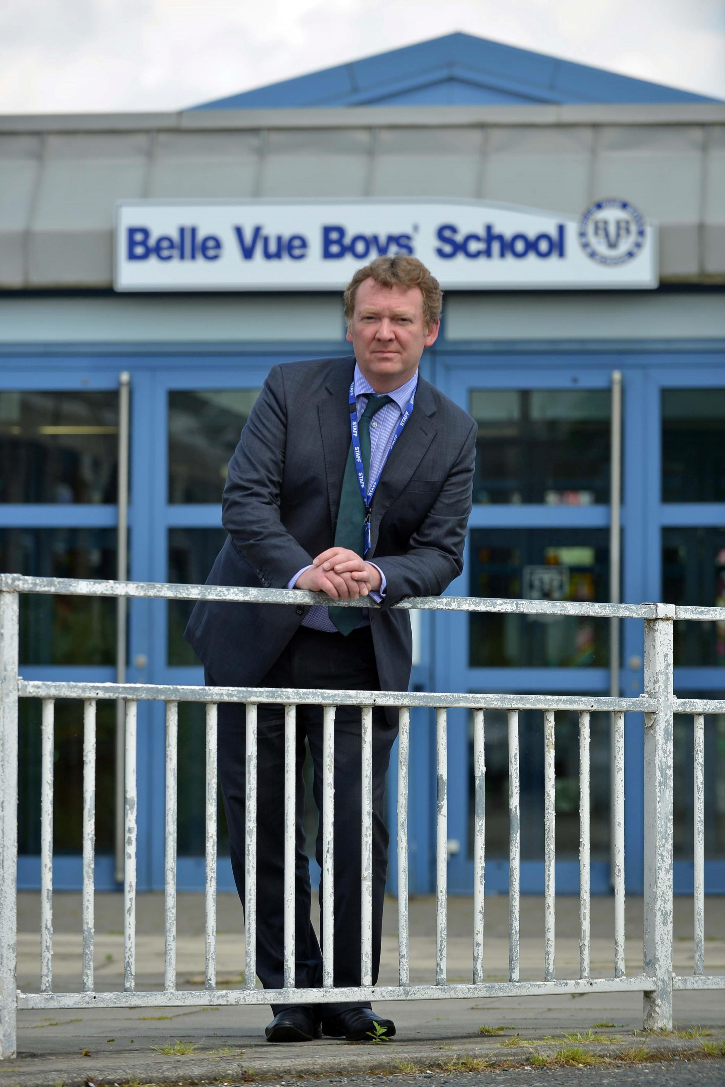 Belle Vue Boys School in special measures