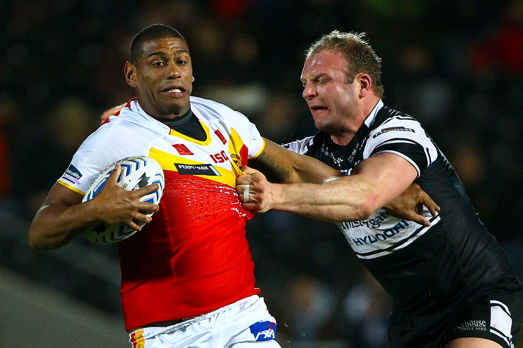 Leon Pryce has enjoyed a fine campaign at Catalan Dragons but will move to Hull FC next season