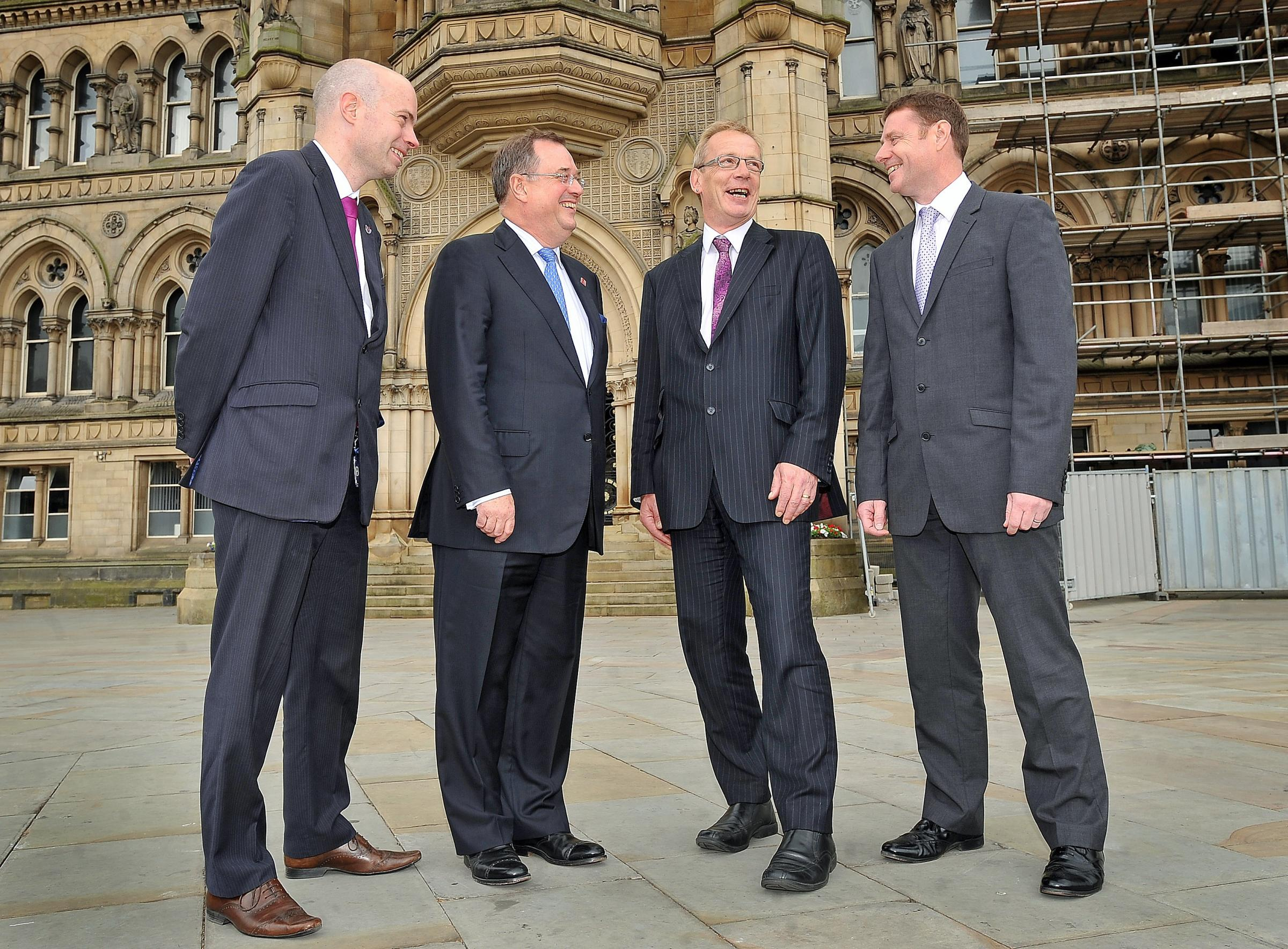 Bradford to be digital health hub with £12m scheme that will create 2,000 jobs